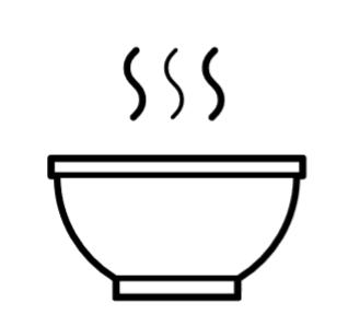 Icon Speisekarte Suppe - auf Si-Ristorante.de